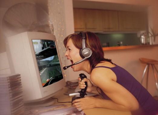 как вы относитесь к компьютерным играм?