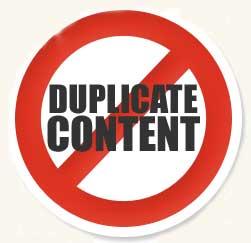 """Фильтр Google """"дублированный контент"""""""
