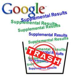Фильтр Google Supplemental Results