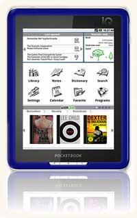 В качестве приза - PocketBook IQ 701