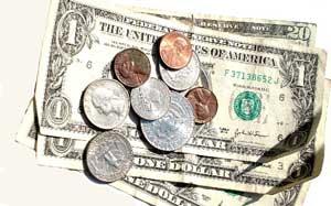 самые первые денежки